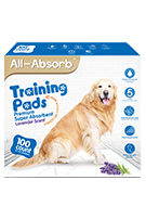 All-Absorb Premium Training Pads